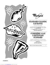 Whirlpool W10200947A Use And Care Manual