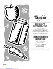 Whirlpool 2252895 Use & Care Manual
