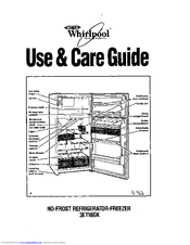 Whirlpool 3Ell8GK Use And Care Manual