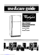 Whirlpool ET20RK Use & Care Manual