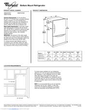 whirlpool gold gb2fhdxws manuals rh manualslib com whirlpool gold series dehumidifier manual whirlpool gold manual refrigerator