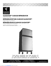 Whirlpool GARF19XXPK00 Use And Care Manual