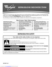 Whirlpool W10167096A User Instructions