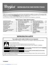 whirlpool wrt771rwym manuals rh manualslib com New Balance Manuals Instruction Manual Example
