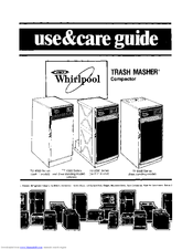 Whirlpool TU 8000 Series Use & Care Manual