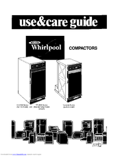Whirlpool TF 4600 Series Use & Care Manual