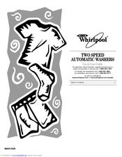 Whirlpool 3955155A Use And Care Manual
