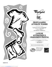whirlpool duet washer manual unlock