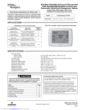 white rodgers 1f95 1291 manuals rh manualslib com White & Rodgers 1F85-277 white rodgers 1f95-1291 manual