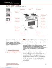 wolf dual fuel range 36 manual