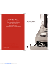 wolfgang puck pressure cooker manual