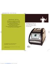 wolfgang puck user manual