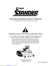 wright manufacturing stander manuals rh manualslib com wright stander zk manual wright stander 61 manual