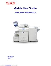 xerox workcentre 7675 manuals rh manualslib com Xerox WorkCentre 7655 Xerox WorkCentre 7535