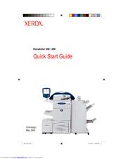 xerox docucolor 250 manuals rh manualslib com xerox docucolor 250 service manual download docucolor 250 service manual pdf
