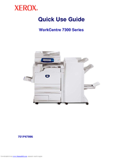 xerox workcentre 7345 manuals rh manualslib com xerox workcentre 7345 service manual download xerox workcentre 7345 user manual