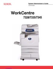 Xerox workcentre 7335 manual