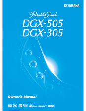 yamaha portable grand dgx 305 owner s manual pdf download rh manualslib com yamaha dgx 305 manuale italiano yamaha dgx 305 manuale italiano