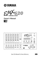 yamaha emx620 manuals rh manualslib com Yamaha Pc-4002 Yamaha EMX 312