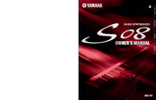 Yamaha S08 Voice Editor Owner's Manual