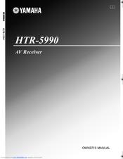 yamaha htr 5990 manuals rh manualslib com Yamaha Receiver HTR Yamaha Receiver HTR-5990