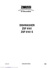 zanussi electrolux zsf 6161 s instruction book pdf download rh manualslib com