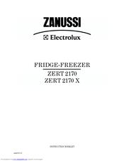 zanussi electrolux zert 2170 x manuals rh manualslib com