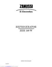 zanussi electrolux zer 140 w manuals rh manualslib com