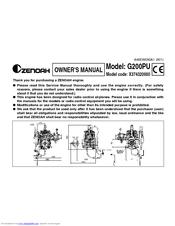 zenoah g200pu manuals rh manualslib com Zenoah G38 Zenoah G26