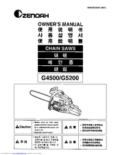 zenoah g5200 manuals rh manualslib com Goped Zenoah Zenoah Crankcase