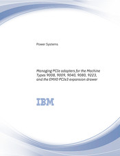 IBM 02AE884 Manual