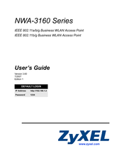 Zyxel communications nwa 3163 manuals zyxel communications nwa 3163 user manual sciox Choice Image