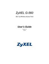 G162 802. 11g wireless cardbus card user manual users manual zyxel.