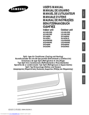 Samsung AQ24W6WE/XCH User Manual