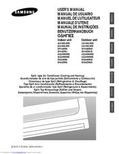 Samsung AQ24W6WE/XCH User Manual