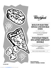 Whirlpool BUILT-IN MICROWAVE OVEN Use & Care Manual