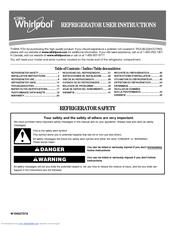 whirlpool wrx735sdbm manuals rh manualslib com Whirlpool Refrigerator Side by Side Whirlpool Refrigerator Schematic Diagram