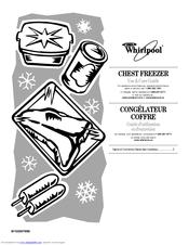 whirlpool refrigerator moving instructions