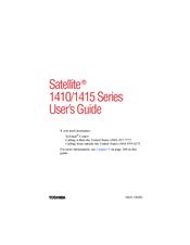 TOSHIBA SATELLITE 1410-S173 DRIVER (2019)