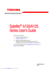TOSHIBA A135-SP4796 DRIVERS FOR WINDOWS DOWNLOAD