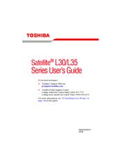 L30-106 TOSHIBA SATELLITE TÉLÉCHARGER DRIVER