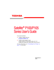 toshiba satellite p100 160 manuals rh manualslib com toshiba satellite p100 service manual pdf Toshiba Satellite User Manual