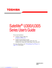 Toshiba Satellite Pro U300 Acoustic Silencer Driver