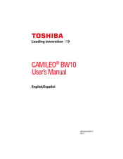 Toshiba BW10 - Y User Manual