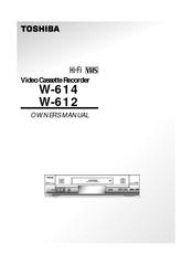 toshiba w 614 manuals rh manualslib com