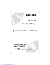 Toshiba BDK21KU Owner's Manual