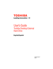 Toshiba PH3064U-1EXB - 640 GB External Hard Drive User Manual