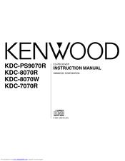 kenwood kdc 7070r manuals rh manualslib com