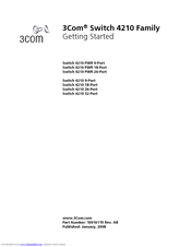 3com switch 4210 18 port manuals rh manualslib com