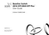 3Com 3CBLUG16A - Baseline Switch 2816 User Manual